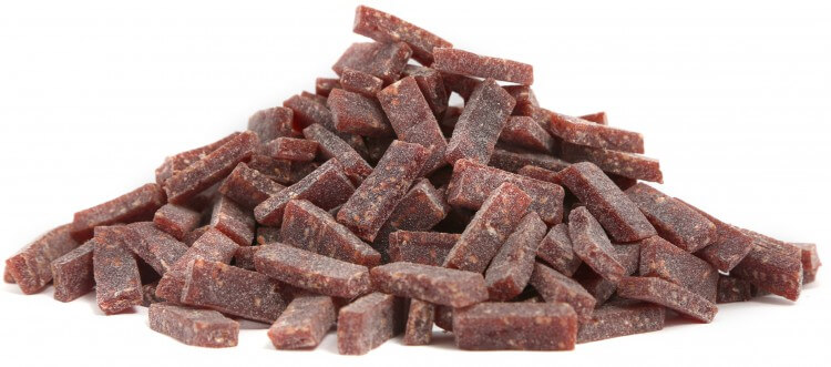 Blackcurrant and Chia Seed Pieces
