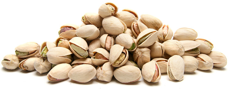 Roast Salted Pistachio Nuts