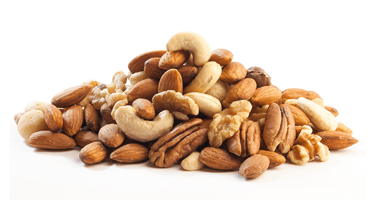 Deluxe Natural Nuts