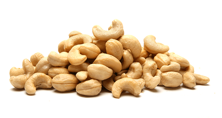 Roast Unsalted Cashews