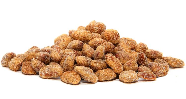Maple Coconut Almonds
