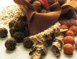 Fruity Nutty balls