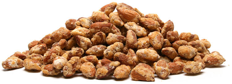 French Vanilla Almonds