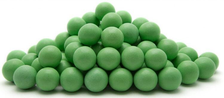 Mint Choc Balls