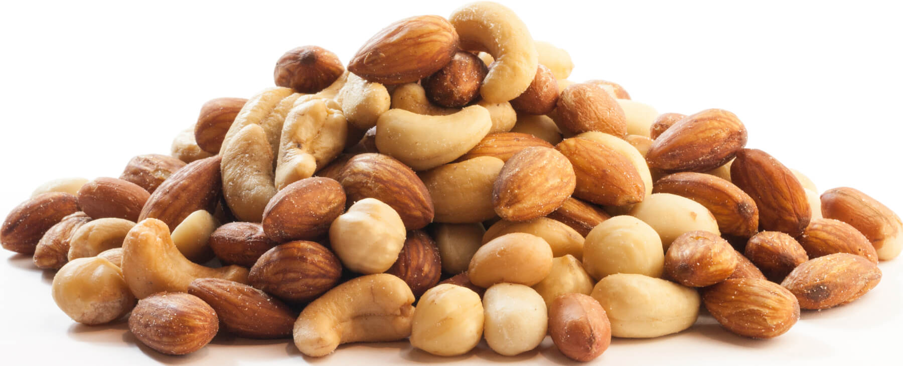 Roast Salted Mixed Nuts
