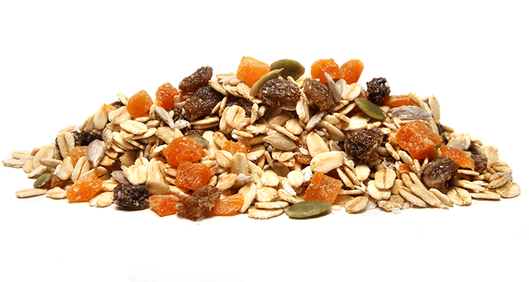 Natural Muesli (unsweetened)