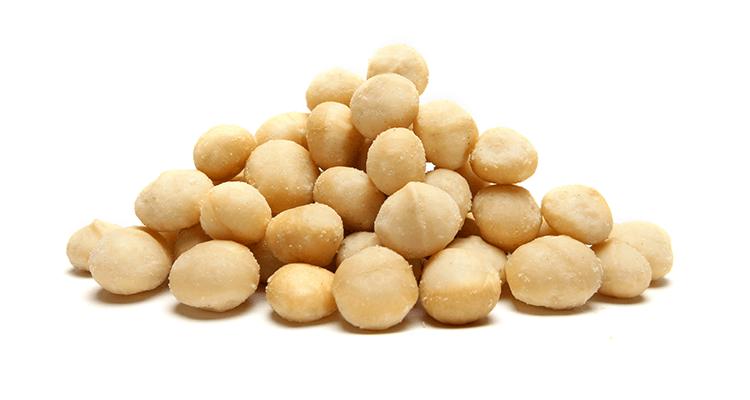 Roast Salted Macadamias
