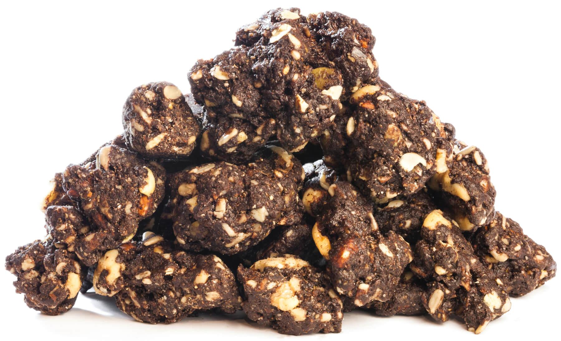 Chocolate Nut Crunch