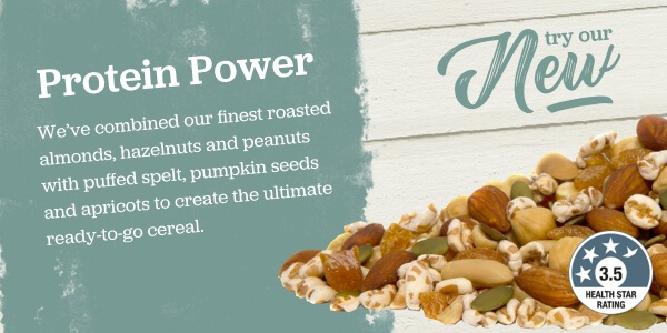 Try Our New Protein Power