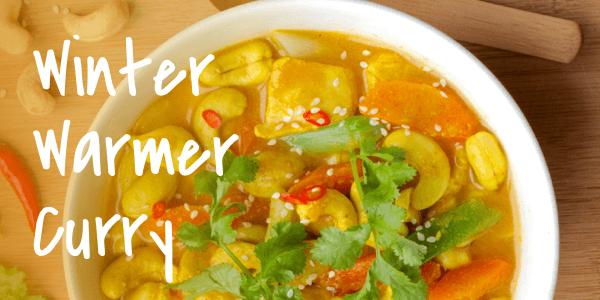 Winter Warmer Curry