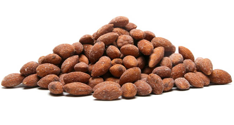 Smoked Chilli Almonds