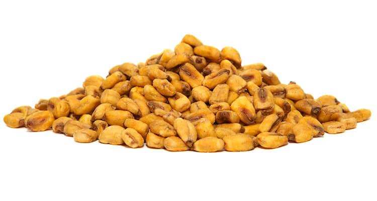 Crunchy Corn Bits